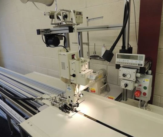 ARR3000 - Automatic Sewing Machine for Roman Blinds